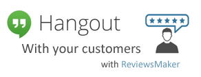 Chat with your Reviewers on Google Hangouts